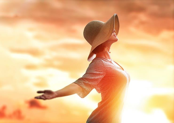 Za snažnu ženu koja je brineći o drugima zaboravila na Sebe