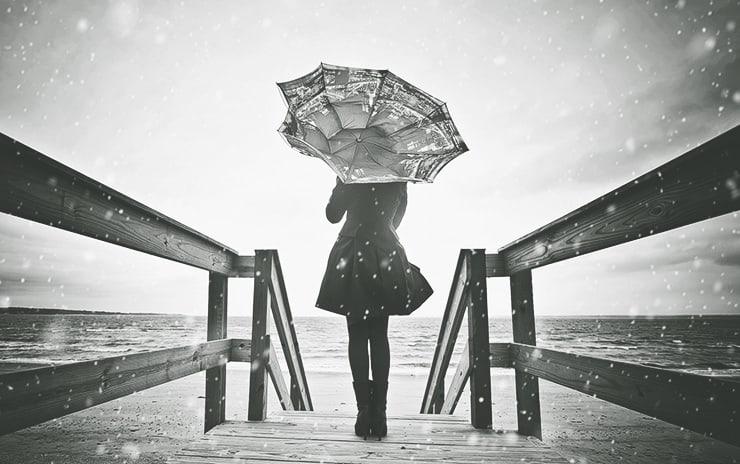 Misli koje daju snagu u oluji života