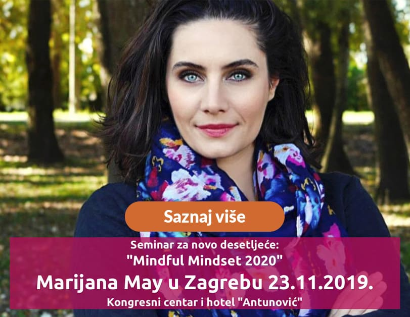 Seminar Marijane May u Zagrebu 23.11.2019.